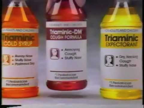 Triaminic Cold Medicine You Remember The Triaminic Commercial
