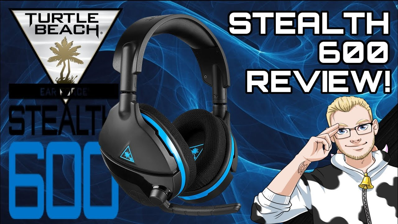 Turtle Beach Stealth 600 Headset For Ps4 Review Lek S Tech Youtube