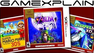 New Nintendo Selects for 3DS Revealed: Majora