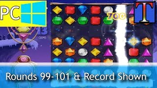 Gambar cover Bejeweled 3 Levels 99 100 and Personal Record