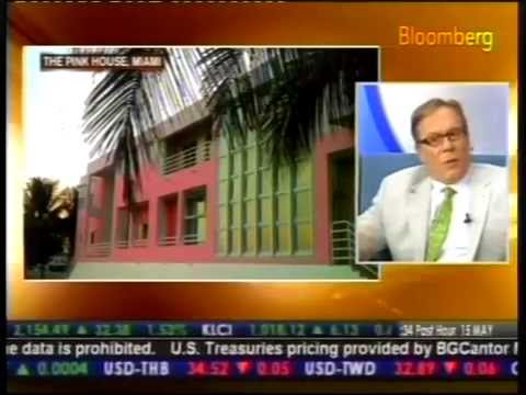 Bernardo Fort-Brescia on Bloomberg Asia Confidential with Bernie Lo