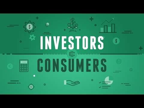 Investors & Consumers | Part 1 - Why Do We Give?