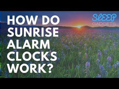 The Best Sunrise Alarm Clocks in 2018 : A Buyers Guide