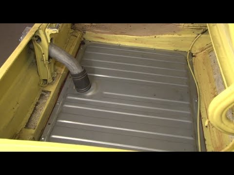 Mustang Fuel Tank 19651970 Installation  YouTube