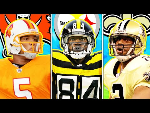UGLIEST Uniform From Every NFL Team