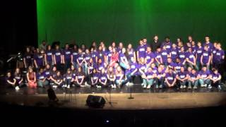 "BVNW Chorale - ""Fix You"" 