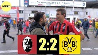 SC FREIBURG VS BORUSSIA DORTMUND │SCHON WIEDER EIN 2-2 FÜR DEN BVB