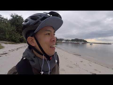 Bike Touring Australia