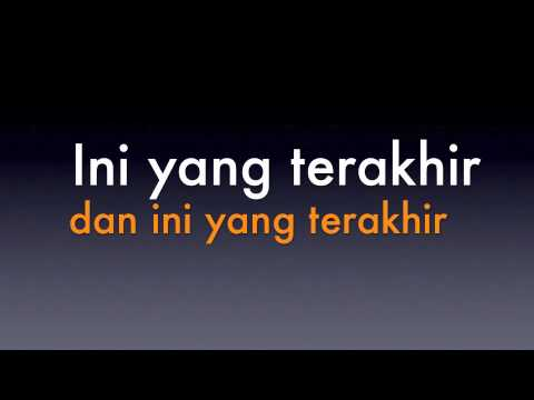 Last Child Ft. Giselle - Seluruh Nafas Ini (lyrics)