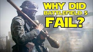 Why Did Battlefield V Fail?