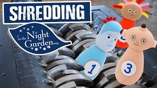 Shredding In The Night Garden Toys - Shredding Stuff