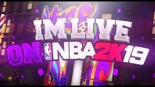 NBA 2K19 STREAKING ON DA PARK