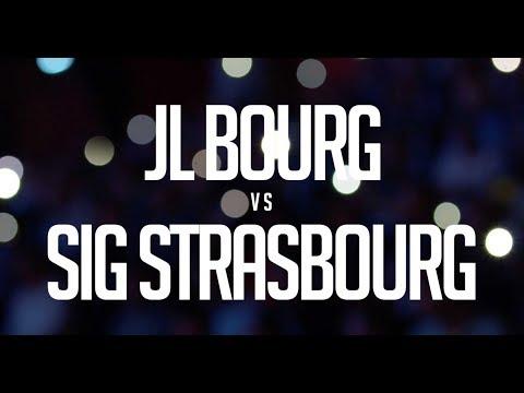 JL Bourg / SIG Strasbourg - Journée 27 - Jeep®Elite
