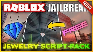 NEW ROBLOX JAILBREAK EXPLOIT: JEWELRY SCRIPT-PACK (UNPATCHABLE) NO-LAZER, NO-DOORS, TELEPORT & MORE!