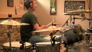 Green Day - American Idiot drum cover