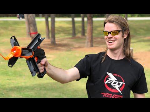 NERF MOD: Worlds First GRENADE GUN