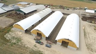 Carl Frook Beef Finishing Facility