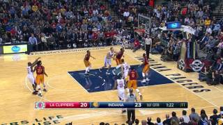 Jamal Crawford Four-Point Play Compilation   4/1/16