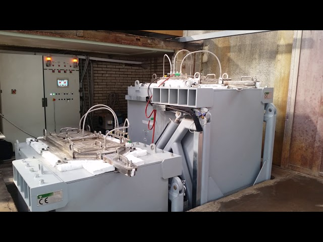 DITTA MUSTO Lifting furnaces