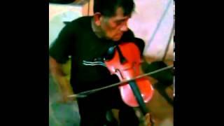 Mi Abuelito Tocando su Violín ♥ ( San Miguel Panixtlahuaca )
