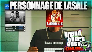 COMMENT FAIRE LE MÊME PERSONNAGE QUE LaSalle SUR GTA 5 ONLINE ? thumbnail