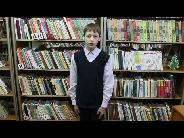Изображение предпросмотра прочтения – МихаилФедоров читает произведение «Анчар» А.С.Пушкина