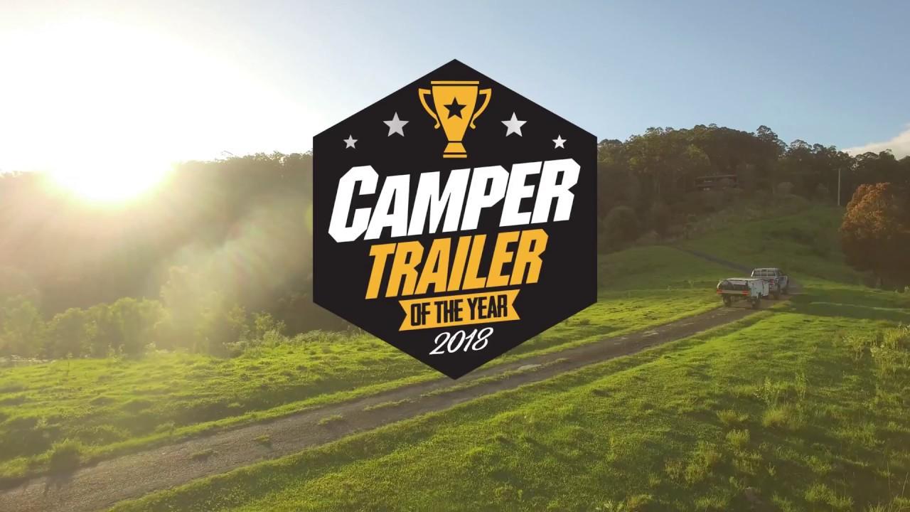 Best Forward Folding Camper Trailer Of The Year 2018