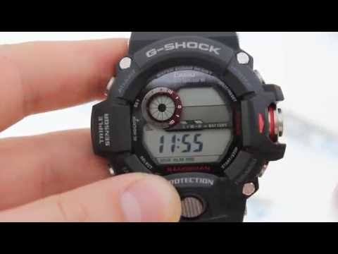 этого можно как настроить часы касио g shock видео будет благоухать особой