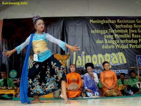Degung Instrumental Sangkala - Goyang Karawang