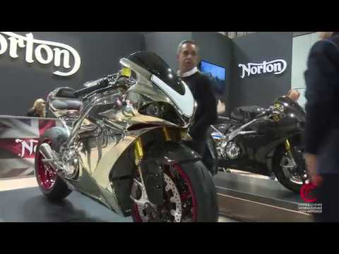 2018 new Norton at EICMA2017 promo video