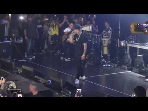 NICKY JAM / MILAN - 2015 ( EL PERDON live )