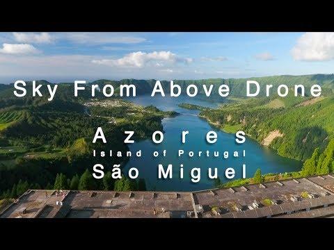 Sky From Above Drone | São Miguel | Azores I Portugal
