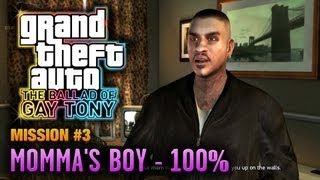 GTA: The Ballad of Gay Tony - Mission #3 - Momma