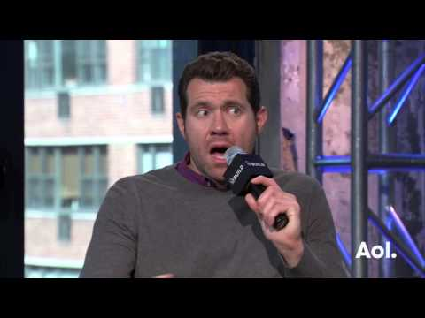 """Billy Eichner """"Billy On The Street"""" Full Interview 