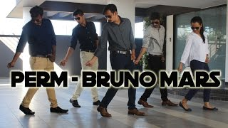 PERM Dance Choreography | Bruno Mars | The Dance Centre