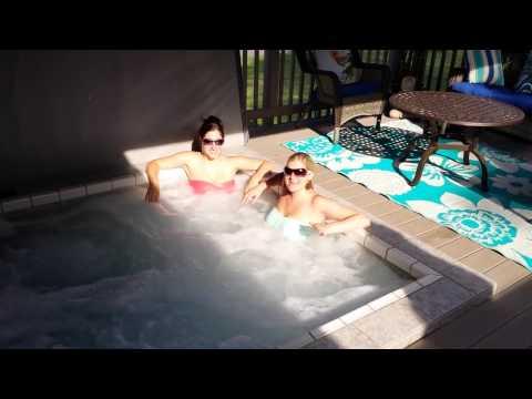 Custom Built Spas - Let me teach you how to build your own Spa, Hot tub or Swim Spa.