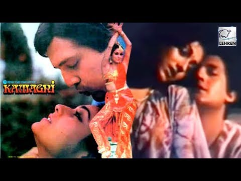 Alok Nath Romanced With Tina Munim In a B Grade Movie I Kamagni Movie | Lehren Diaries