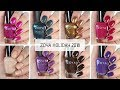 ZOYA Jubilee Holiday 2018 Collection Swatch And Review