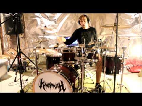 """Jacob Davis- I, Conqueror """"Into Darkness"""" Demo"""