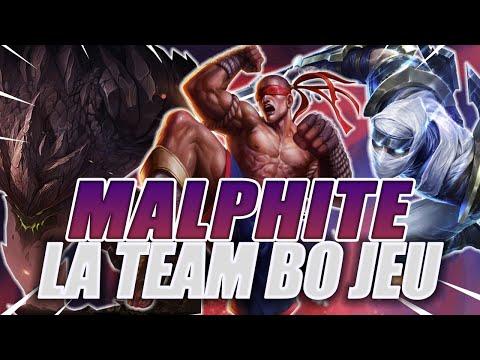 Vidéo d'Alderiate : [FR] MALPHITE VS GANGPLANK - TEAM BO JEU - 8.19 - DIAMANT 1