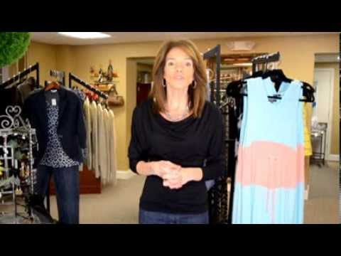 10 Ways to Dress 10 Pounds Thinner - YouTube