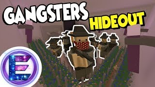 Gangsters Secret Hideout! - Spec ops raids us - WE WILL NEVER GIVE UP - Unturned RP
