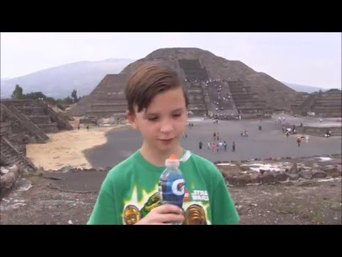 Trip to Puebla, Mexico during Easter Vacation 2016