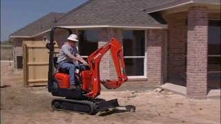 Kubota K008 Mini-Excavator available for rent at Compact Power Equipment Centers Thumbnail