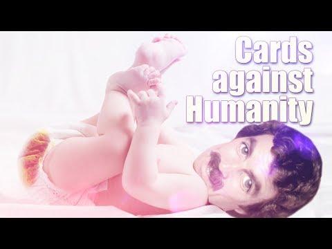 HWSQ #90 - TOM SELLECK & DER GOLDBRAUNE SCHISS ● Let's Play Cards Against Humanity