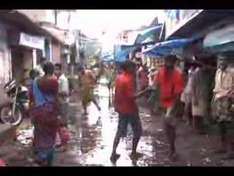 Walking Through The Nehru Nagar Slums Of Mumbai