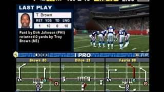 [Classic] ESPN NFL 2K5 - Eagles vs Patriots - PS2