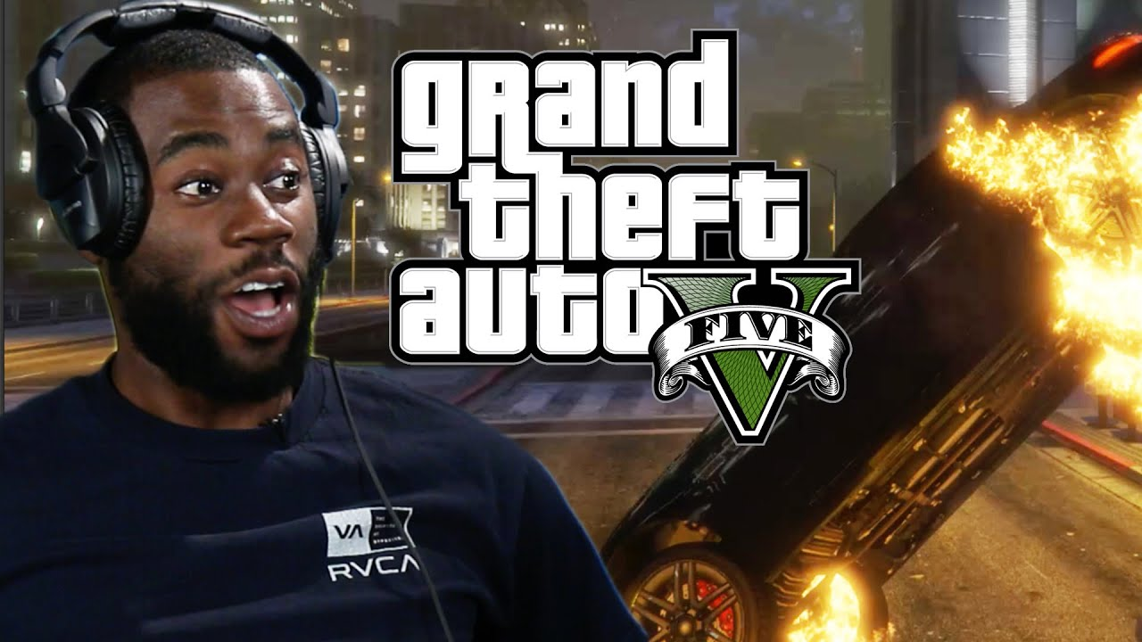 We Try To Survive The Purge In Grand Theft Auto