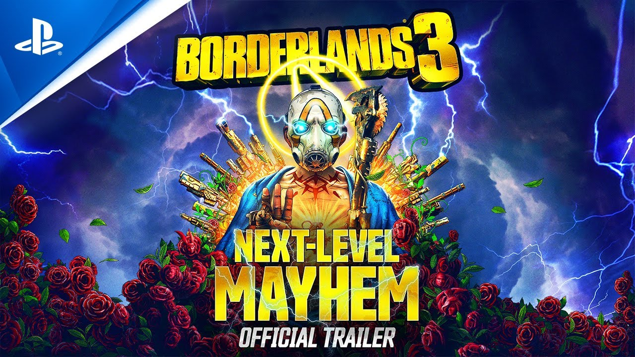 Borderlands 3 - Next Level Mayhem trailer