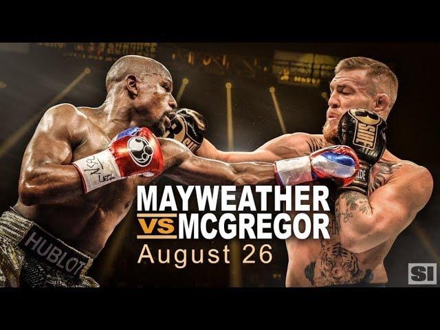 Mayweather vs McGregor: TUDO o que você precisa saber!